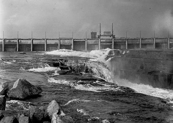Ring Dam